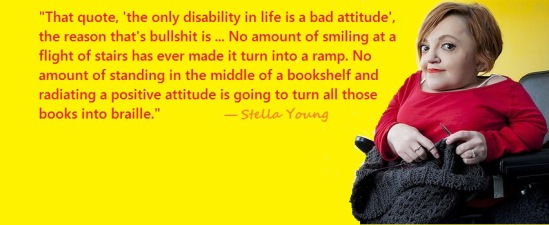 Stella Young quote