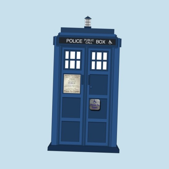 accessible Tardis